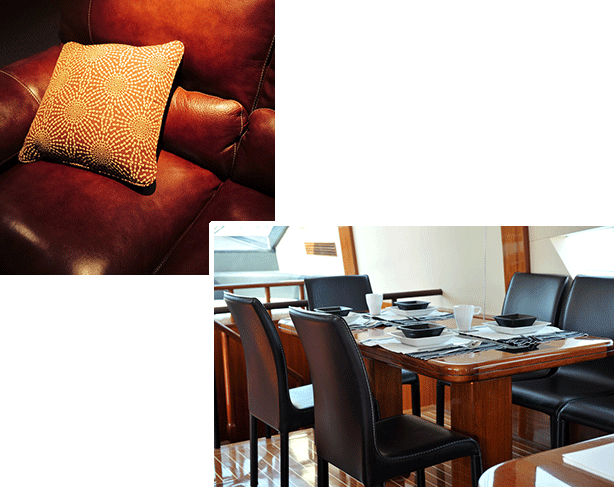 Cleaning and restoration of leather furniture in your home and business