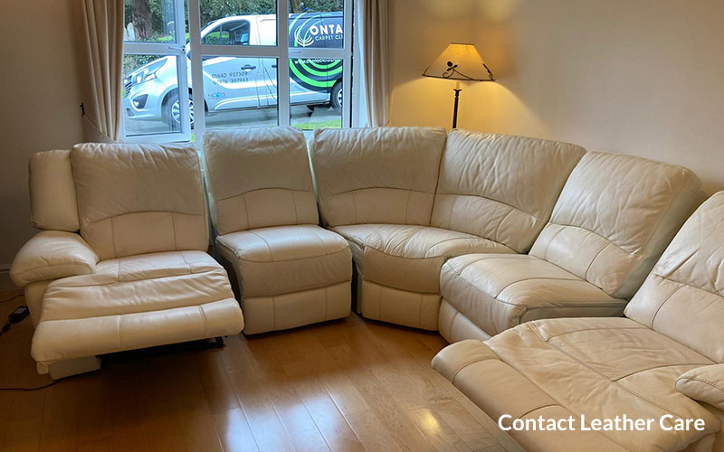 Leather sofa cleaning Middlesbrough